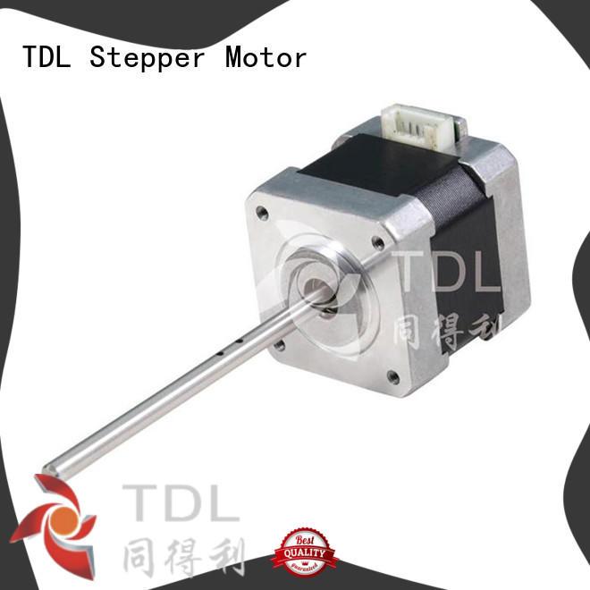 TDL hybrid servo motor manufacturer for security equipment