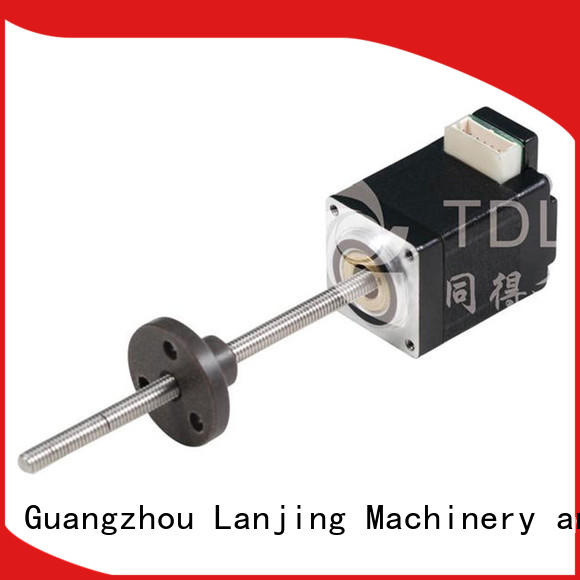 TDL micro linear stepper motor from China for stage lighting