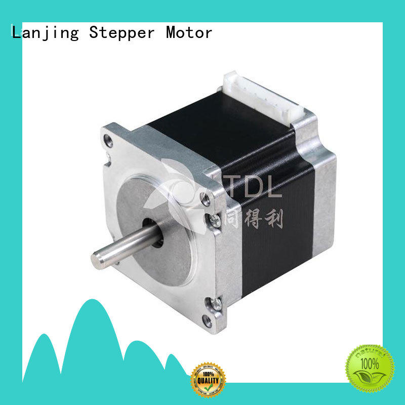 TDL current ac stepper motor with low noise for medical equipment