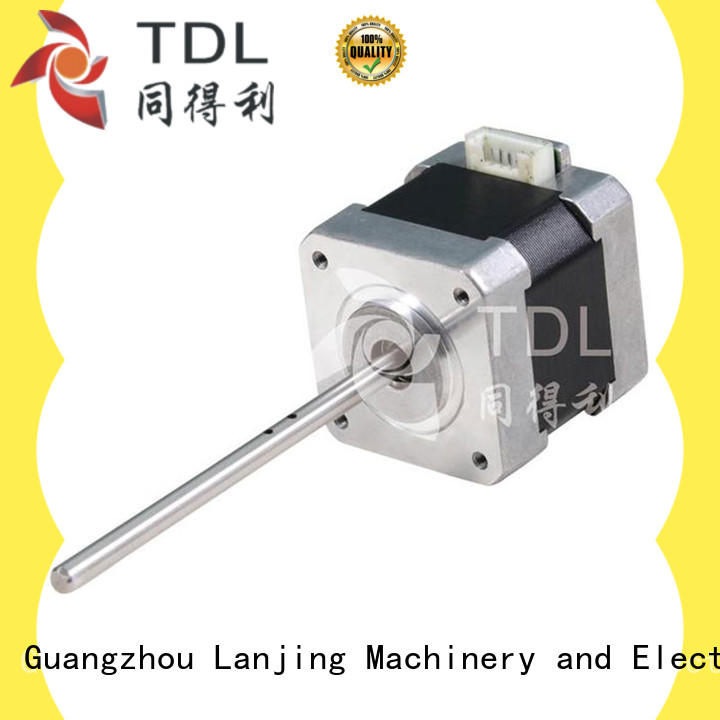 TDL sturdy best stepper motor from China for stage lighting