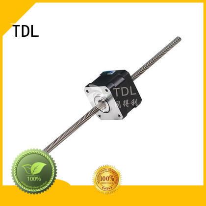 linear screw motor manufacturer for stage lighting TDL