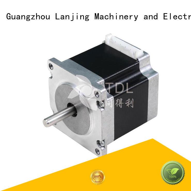 hot sale step by step motor manufacturer for robots TDL