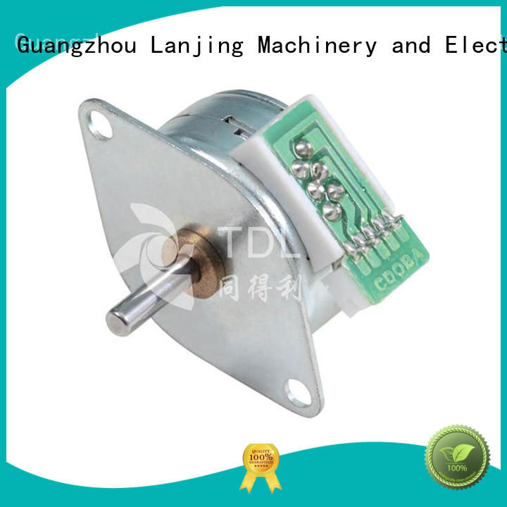 TDL Brand motor15° stepper 25 electric rotating motor