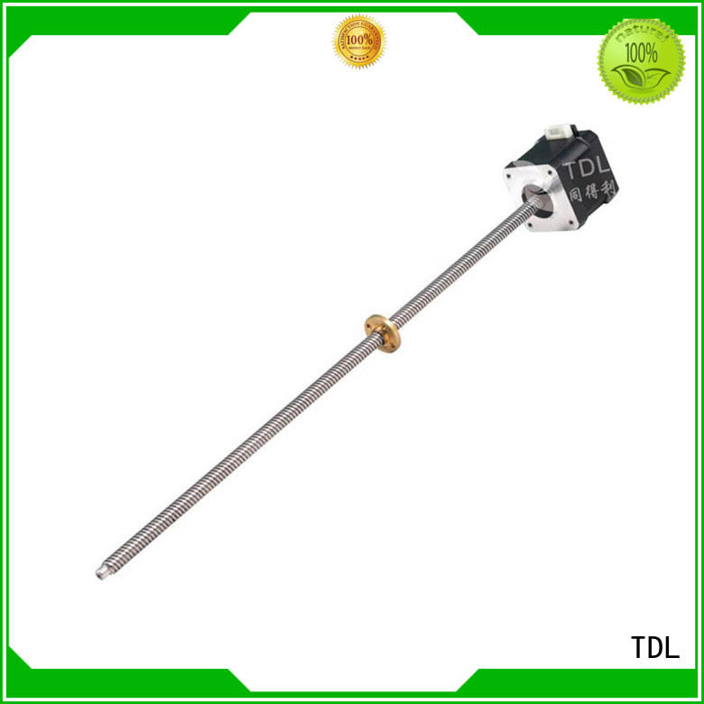 hybrid linear motor twophase servo stepper motor linear actuator Noise TDL Brand