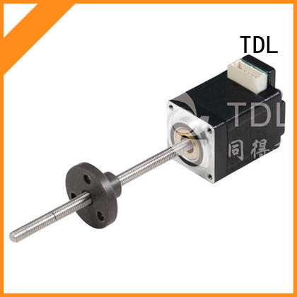TDL reliable motor for linear actuator inquire now for three dimensional printer