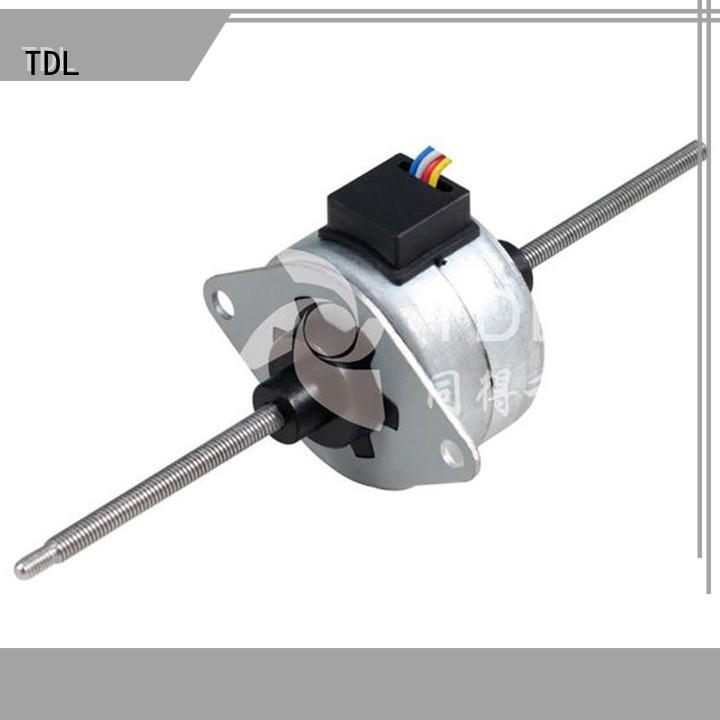 current linear dc motor supplier for financial equipment