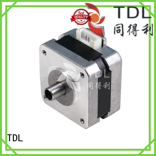 TDL best 2-phase stepping motor supplier for security equipment