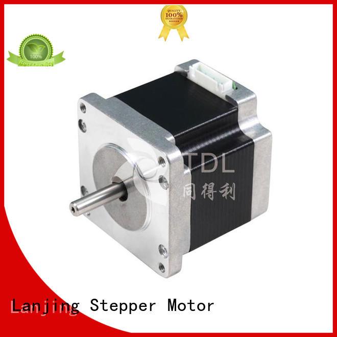 TDL 60 HB Large Direct Current  Stepping Motor—1.2°